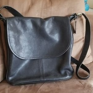 Vintage leather Coach